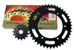 CHAINS SPROCKETS & Speed Triple 1050 Driveline Accessories.